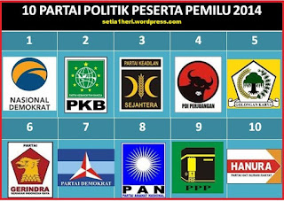Pemilu 2014, caleg, anggota DPR, pejabat, KPK