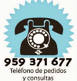 Llámanos por teléfono...