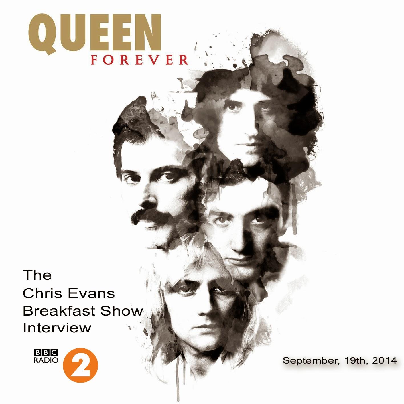 Programa BBC Presentación Queen Forever