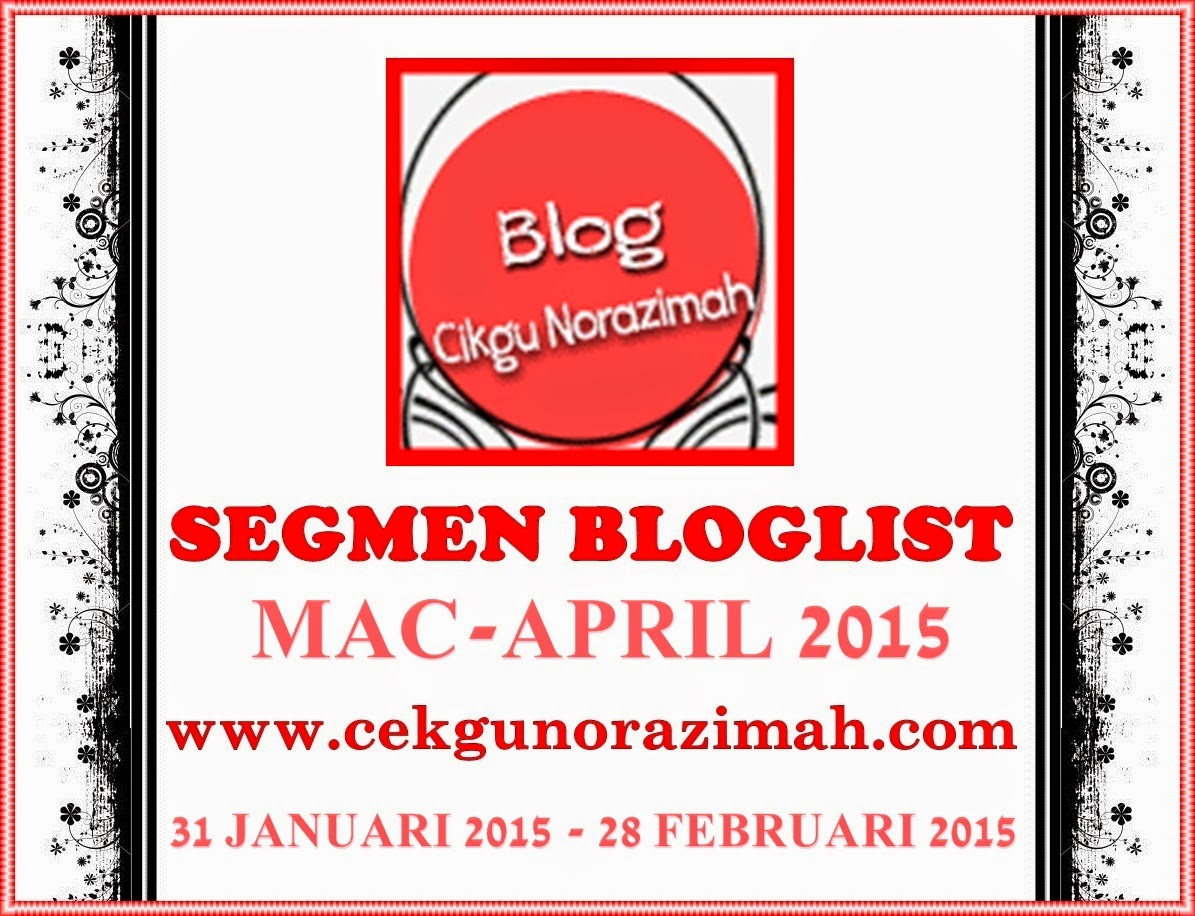 """Segmen Bloglist Mac-April 2015 by CN"""