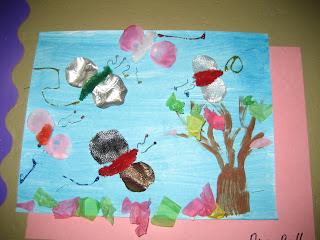 crafts, easy, kids, fun, flower petals