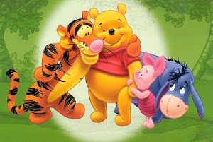 Winnie The Pooh family