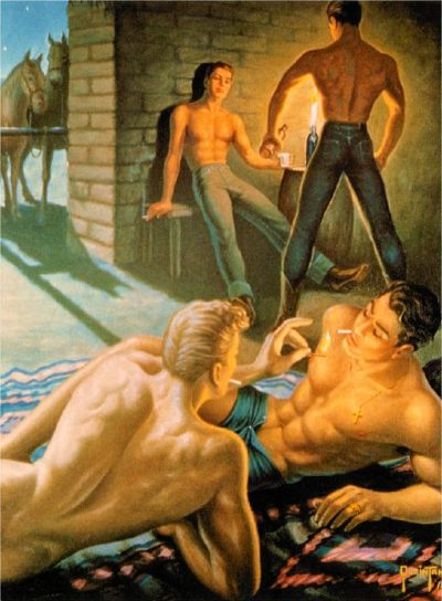 Gay art tubes images 90