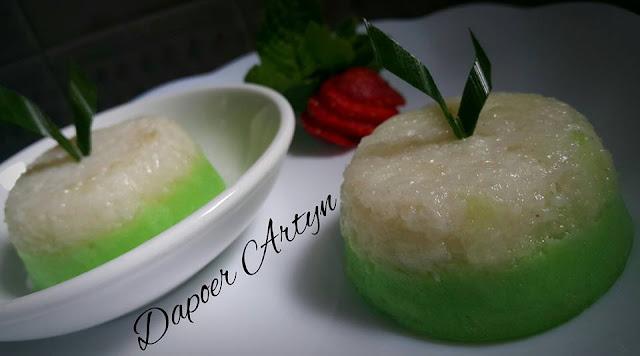 Resep Kue Ketan Lapis Sarikaya Yang Enak dan Lembut