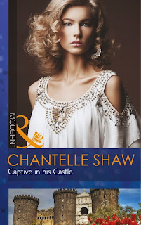 Captive in his Castle by Chantelle Shaw