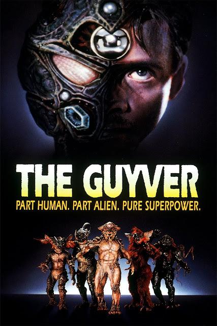 Guyver (1991) DVDRip ταινιες online seires oikamenoi greek subs