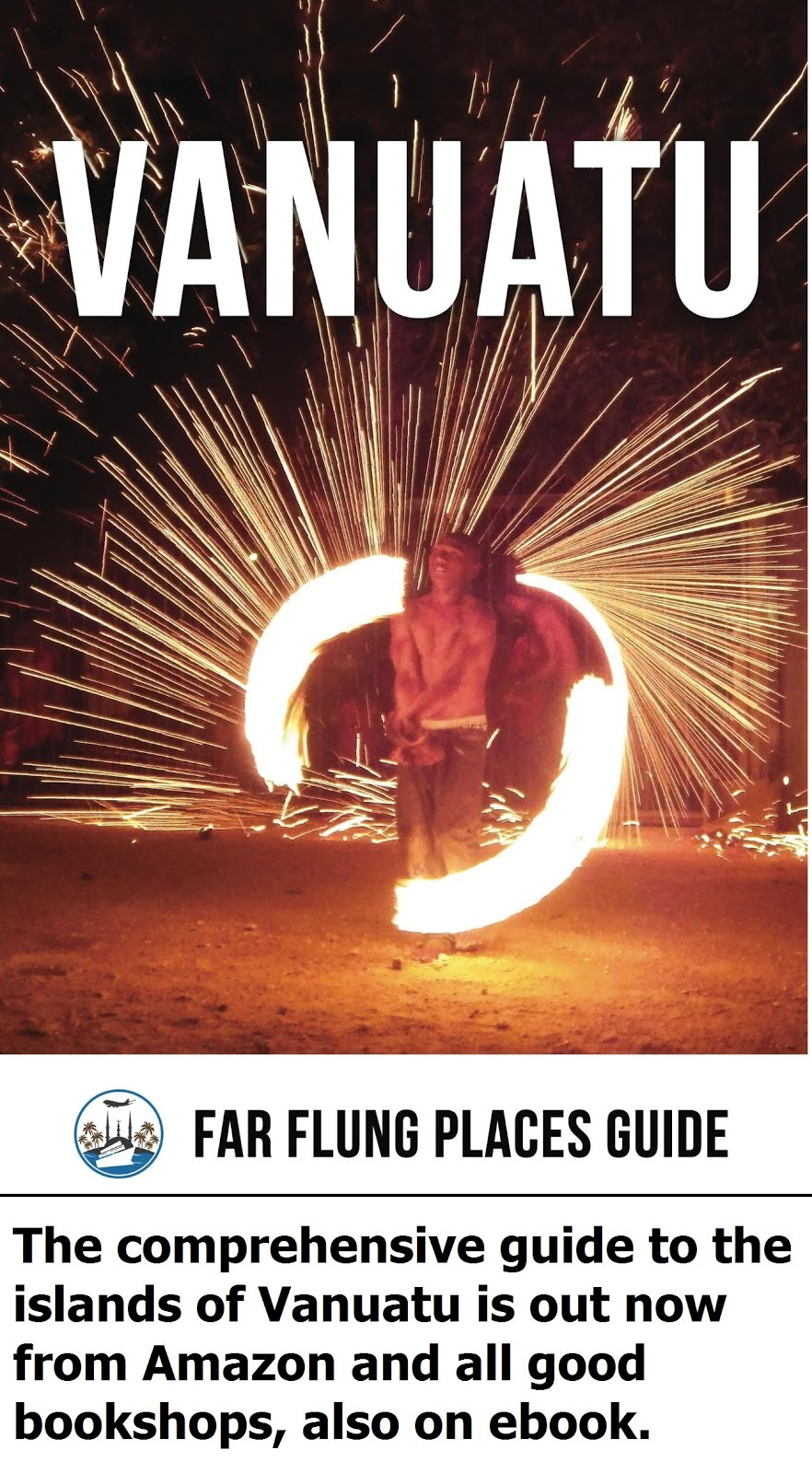 Out Now: Far Flung Places Guide to Vanuatu