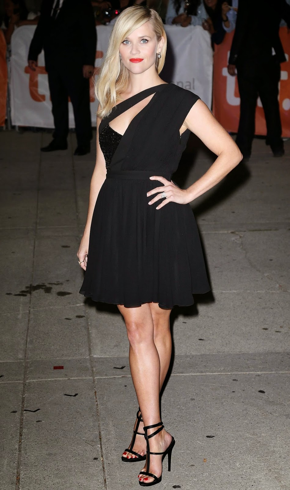 Reese Witherspoon – 'Wild' Premiere in Toronto – 2014 TIFF