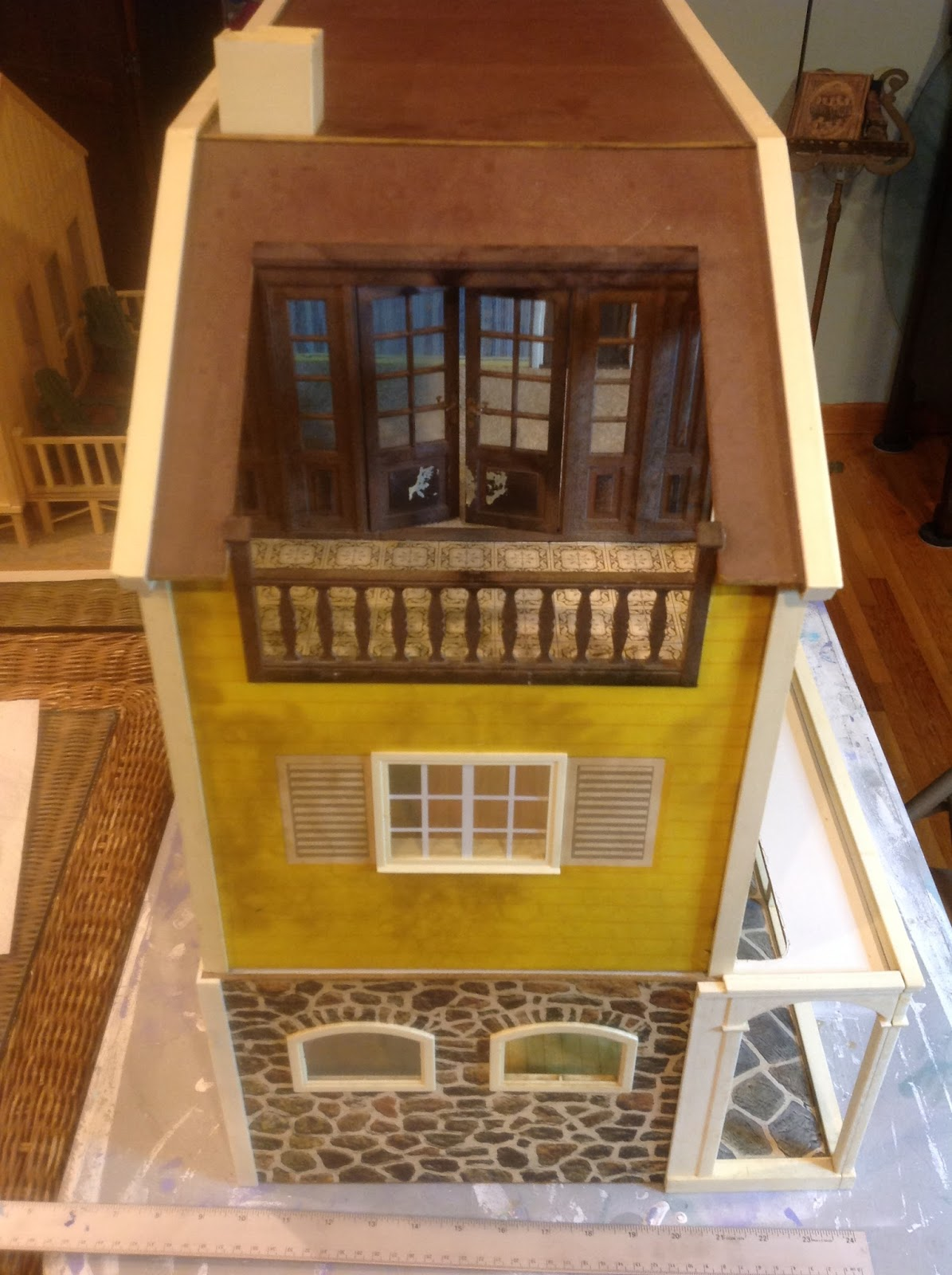 The Dollhouse Whisperer Lundby Vintage Stockholm Dollhouse