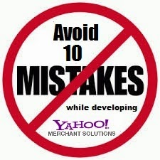 Yahoo Merchant Solution Development Tips