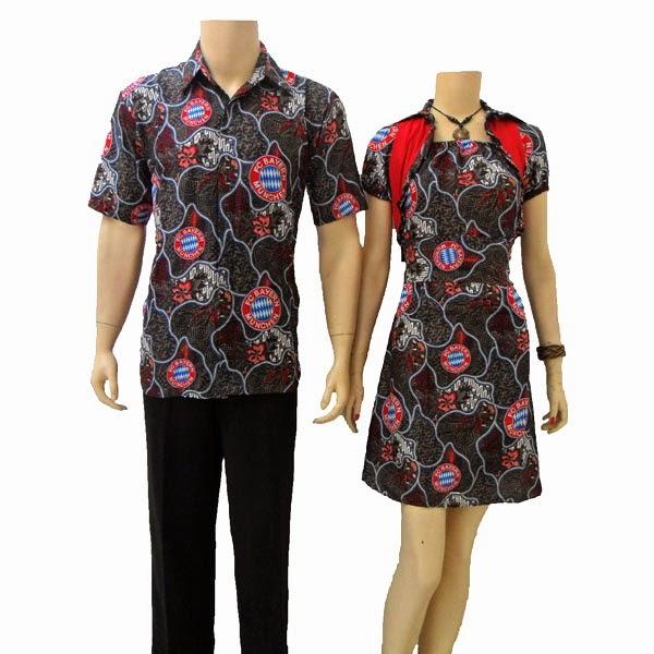 Foto Baju Batik Yang Terbaru