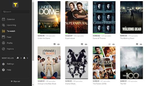 TV Show Time, o aplicativo que gerencia suas séries!