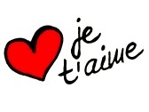 I Adore You In French i love you in 50 diffe...