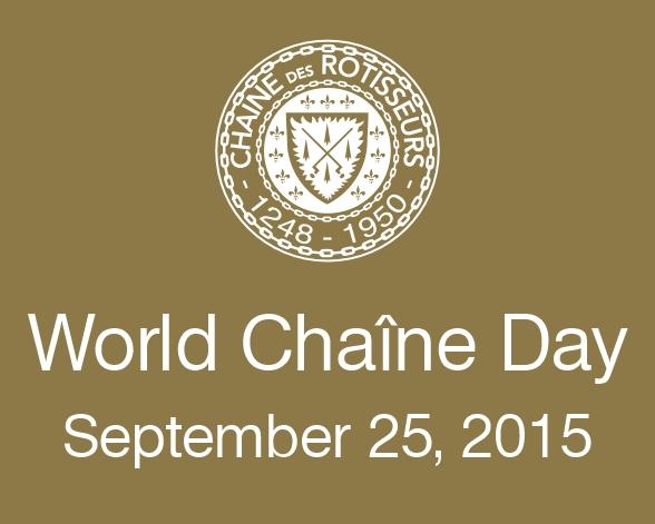 Rôtisseurs - World Chaîne Day 2015