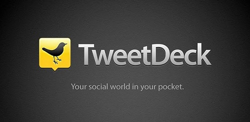 tweetdeck for android mobile phone free download