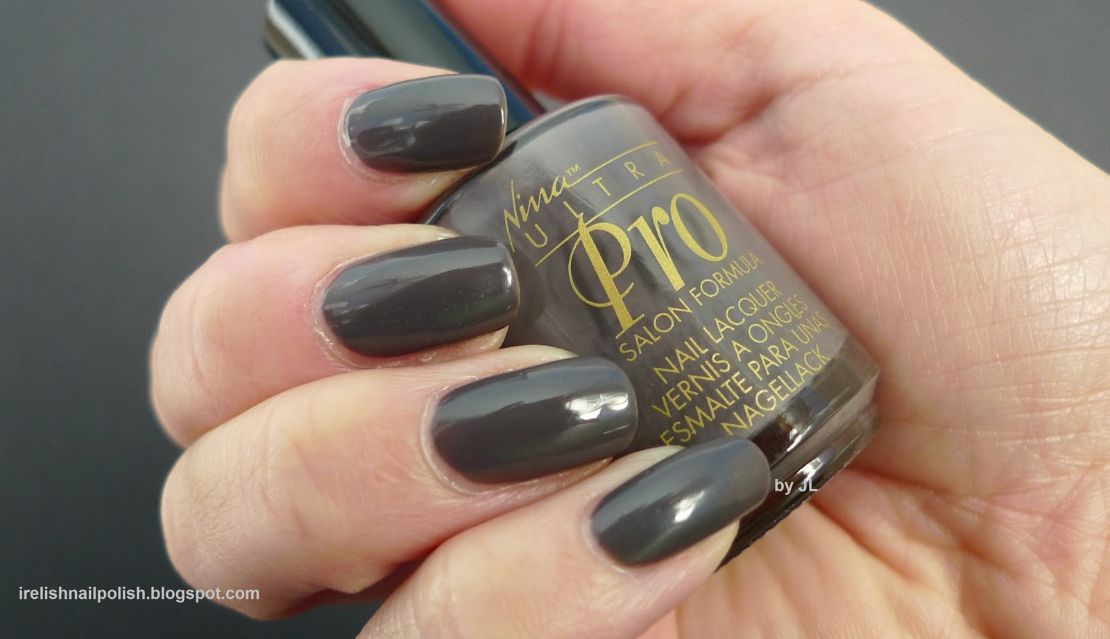 I Relish Nail Polish!: Nina Ultra Pro - Never Glum Plum & China ...