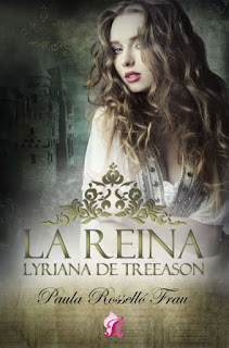 La reina Lyrianna de Treeason