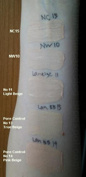 My Asian Skincare Story Laneige Bb Cushion Pore Control