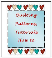 instructions on how to quilt