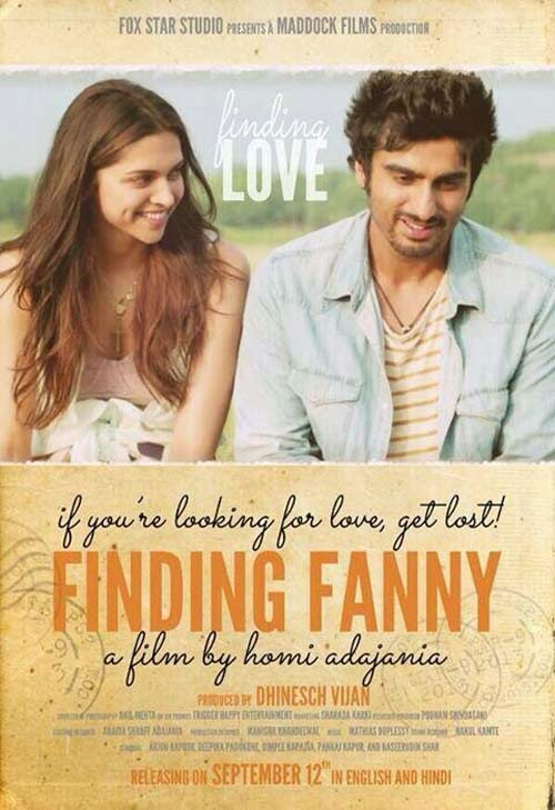 Finding Fanny 2014 Movie Free Download Hindi DVDScr 350mb