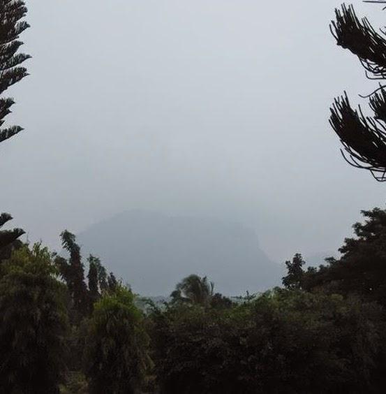 Bongao haze