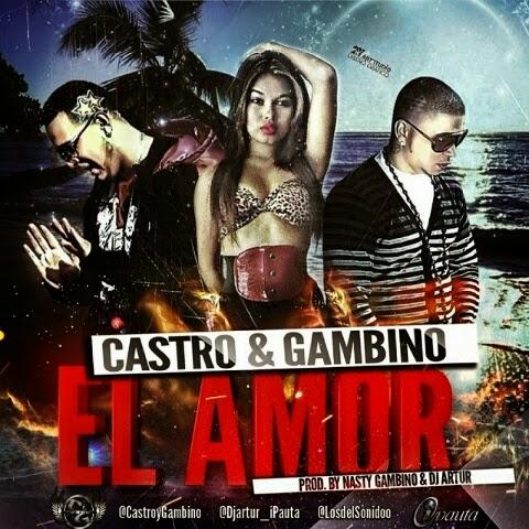 "Castro e Gambino "" El Amor"""