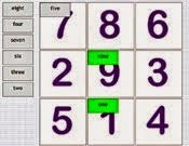 NUMBERS GAME (JUEGO NÚMEROS)
