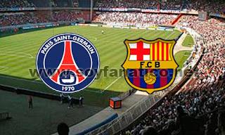 Fc Barcelona vs Paris Saint Germain 2013