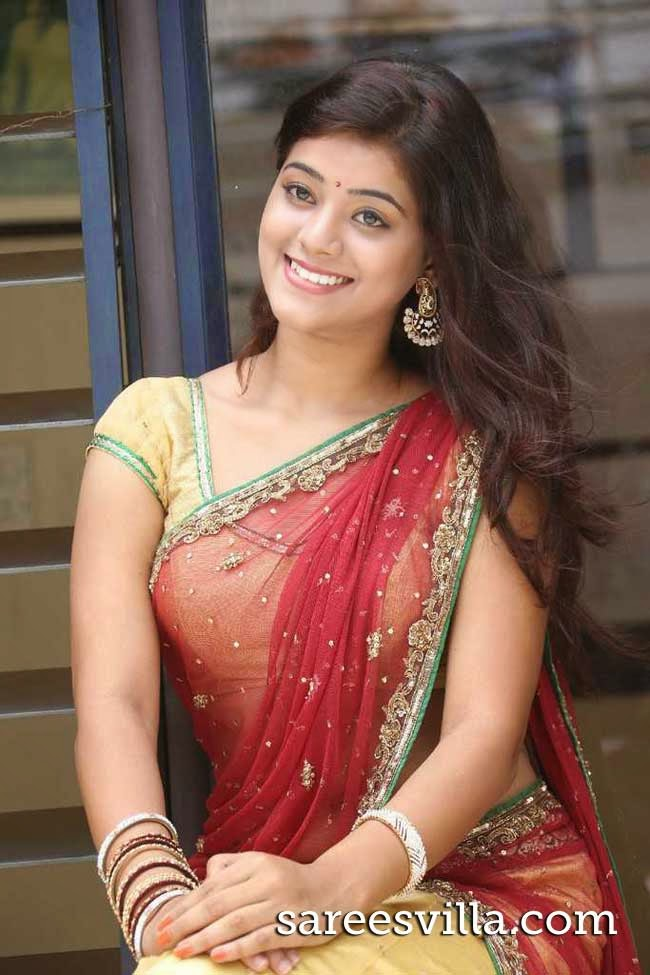 Yamini In Half Saree