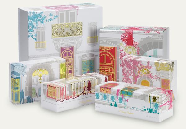 Perfume shrine november