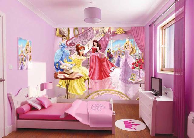 Aneka inspirasi Desain Kamar Tidur Untuk Abg yang keren