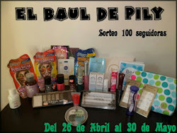 "Sorteo en el blog ""El bal de Pily"""