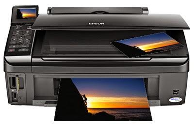 Epson Stylus NX420 Install Driver Printer