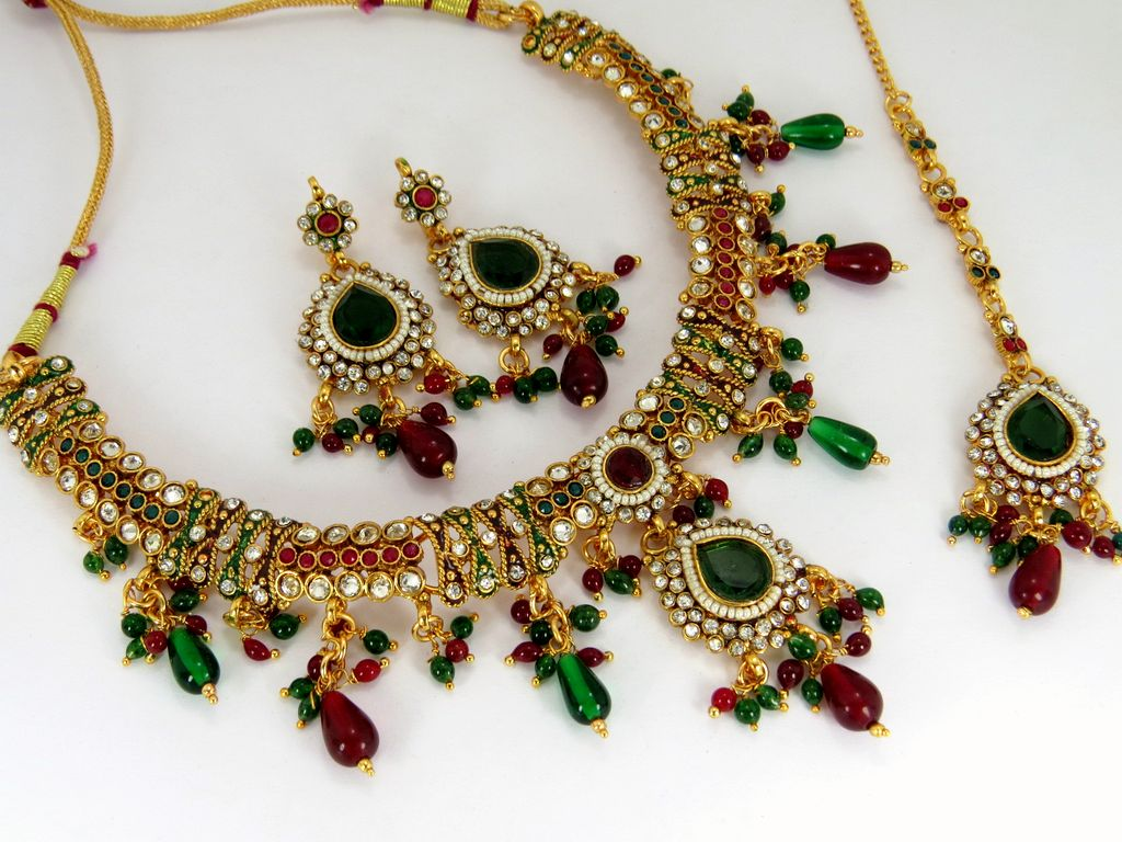antique jewelry. Check latest collection in costume jewellry earrings. & Cheap jewelry online India: Buy wholesale artificial jewellery ...