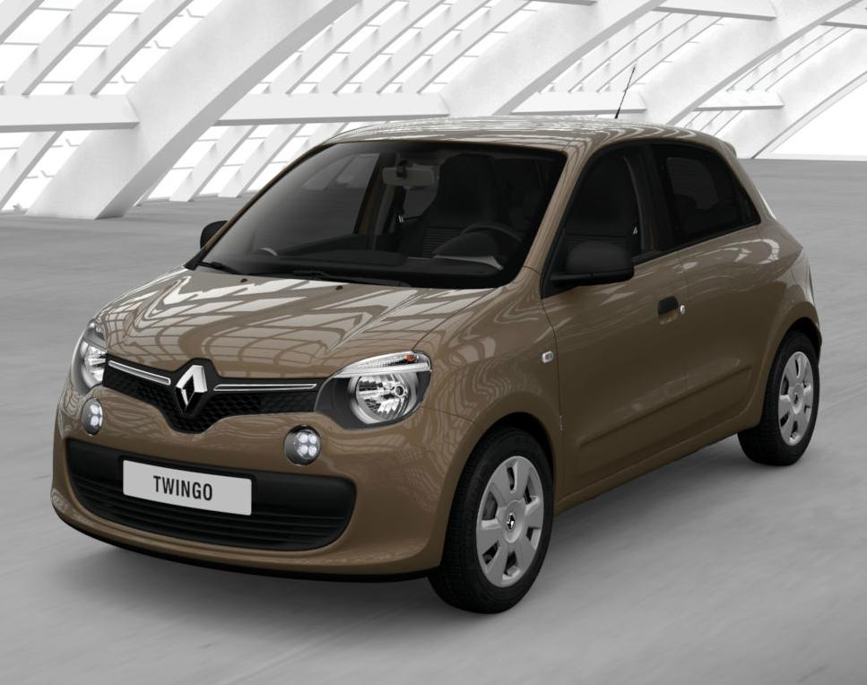 Renault Twingo 3 2019 Couleurs Colors