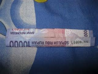 Misteri Keganjilan Uang 10000 Sultan Machmud Badarudin