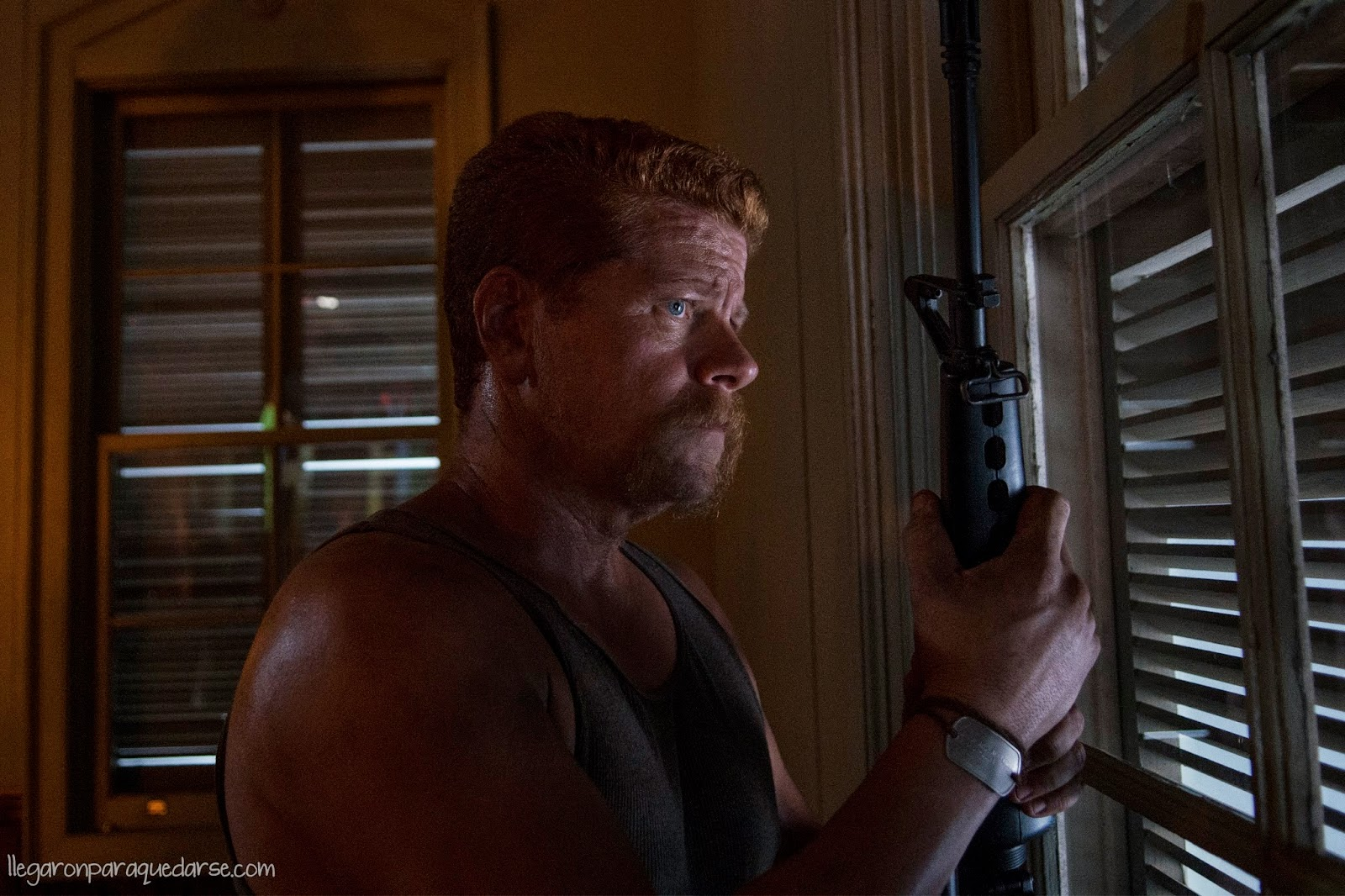The Walking Dead 5x03 -  Michael Cudlitz como Abraham