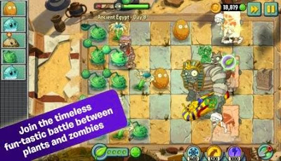 Plants vs Zombies 2 v4.4.1 MOD APK-screenshot