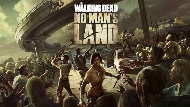 The Walking Dead - No Man's Land game
