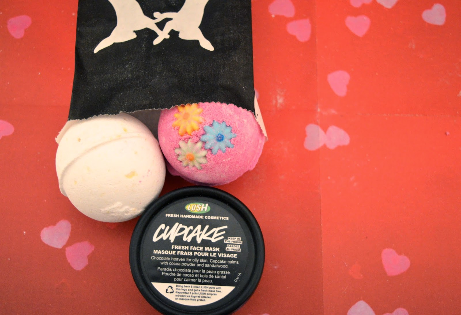 Lush, Lush Haul, Lush Bath Bomb, Lush Bath Bombs, Lush Face Mask