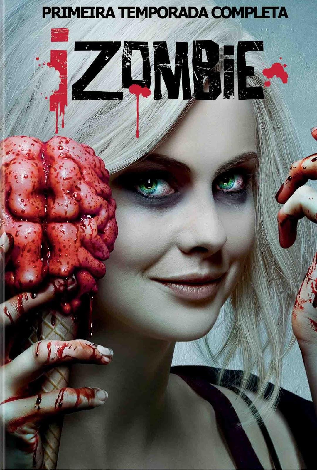 iZombie 1ª Temporada Torrent - BluRay 720p Dual Áudio (2015)
