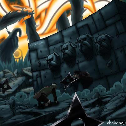 Alur Cerita Naruto Chapter 608 Bahasa Indonesia [ Versi Teks ]