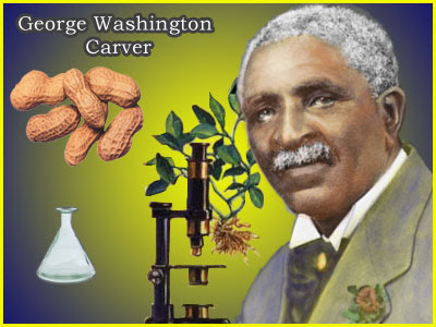 george washington carvers passion Fueled by passion: george washington carver played an important role in  today's bioeconomy february 22, 2017 by msr news online frances benjamin .