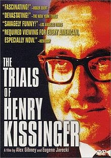The Trials of Henry Kissinger 2002 Documentary Movie Watch Online