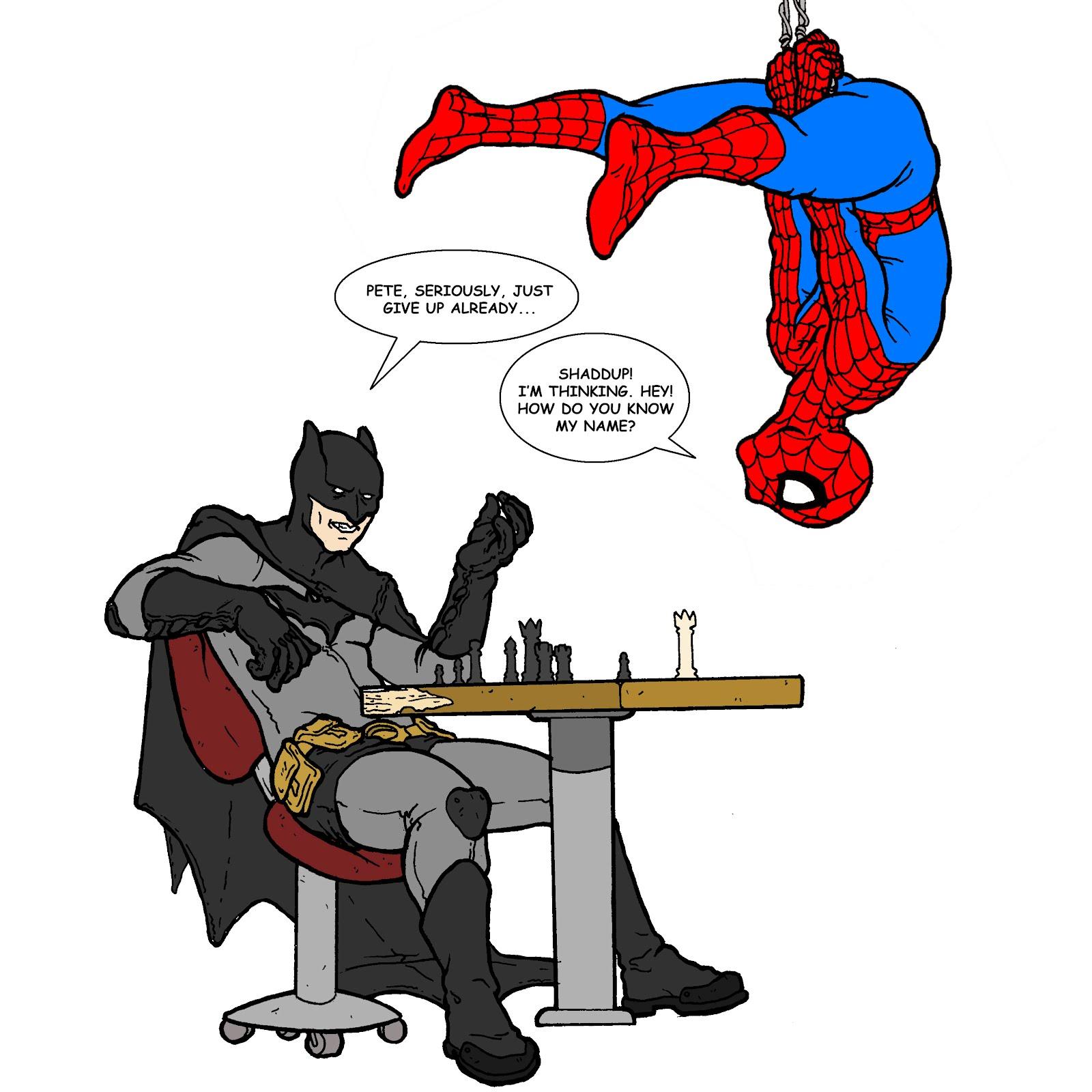 chris sims spider-man essay