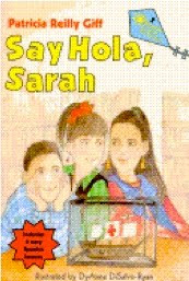 bookcover of Say Hola, Sarah