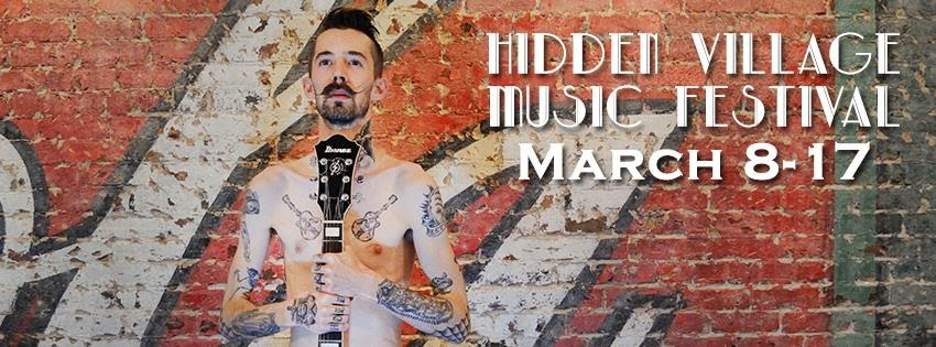 Hidden Village Music Festival 2014