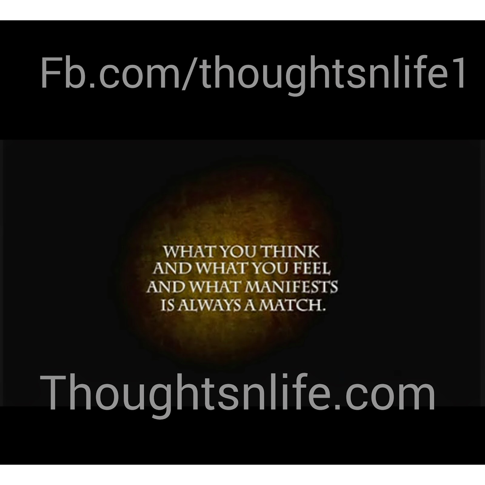 thoughtsnlife, the secret quotes, law of attraction