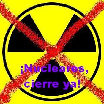 ¡Nucleares, cierre ya!