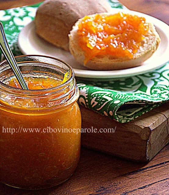 Orange jam recipe